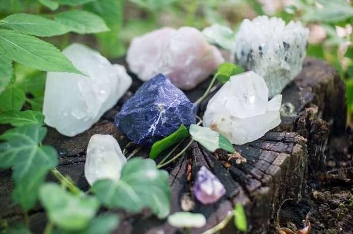 beginner crystals