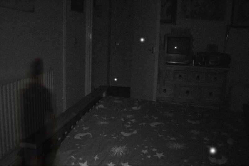 Seeing Dark Shadow Spirit Figures & Spirit Orbs in