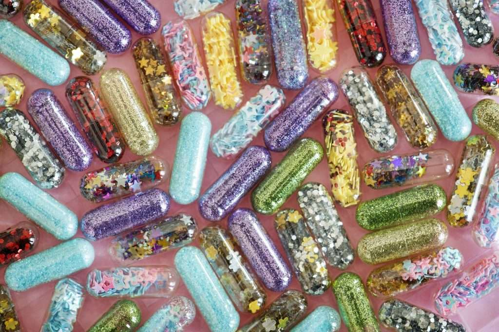 Sugars Coated Dopamine Pill