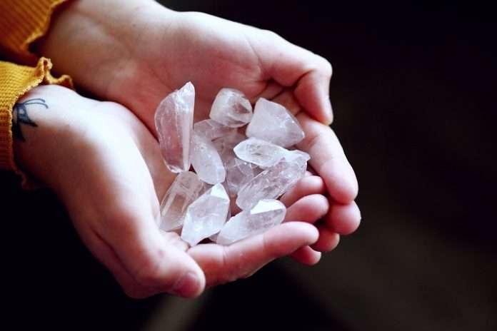 cristal de guérison