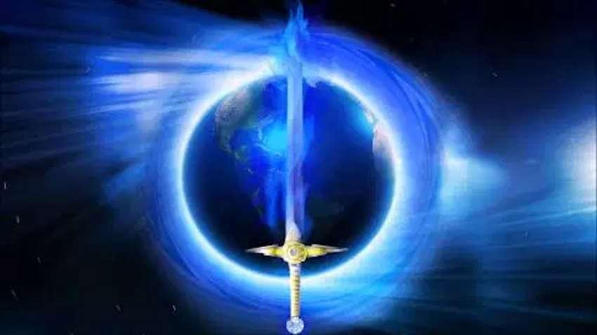 Archangel Michaels Sword of Light