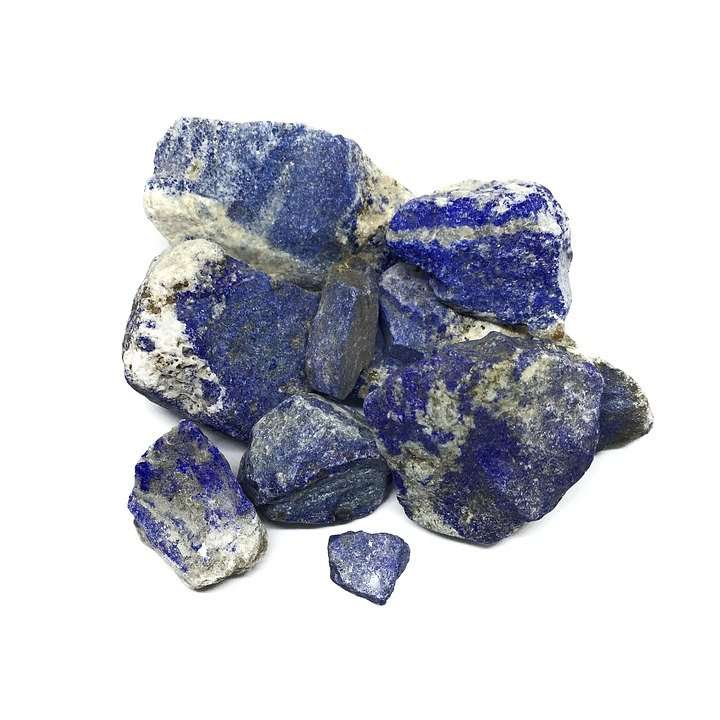 healing stone lapis lazuli