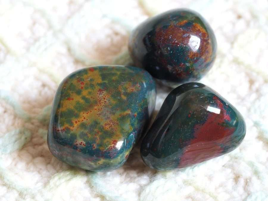 bloodstone crystal