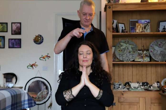 Reiki Level Attunement Ritual