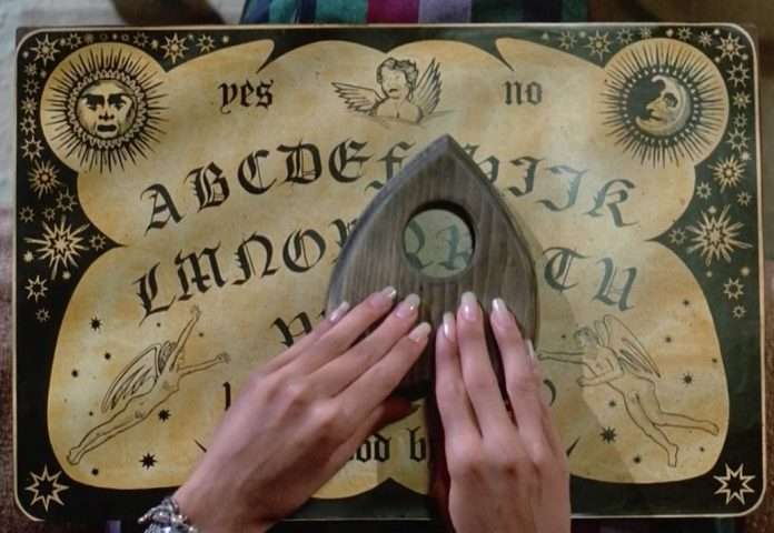 Ouija Board Witchboard