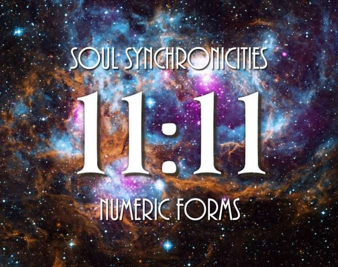 Seeing 11:11 Soul Synchronicities in Numeric Form