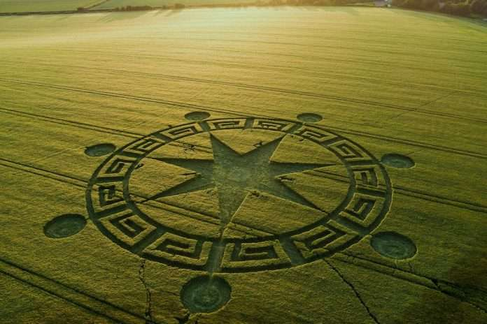 Crop Circles UFOs