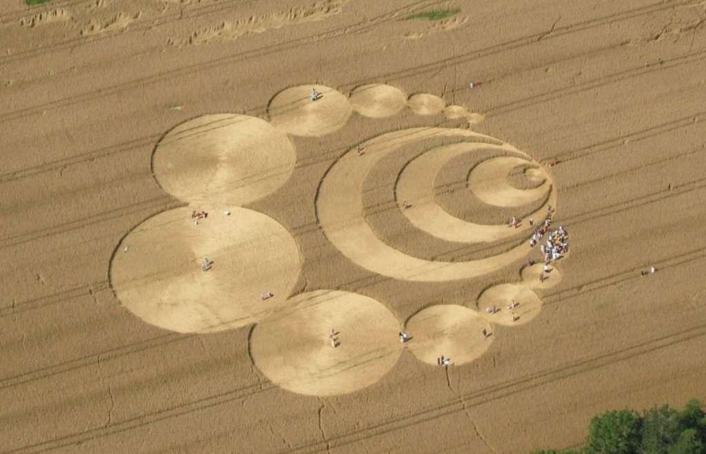 Crop Circles in Wiltshire