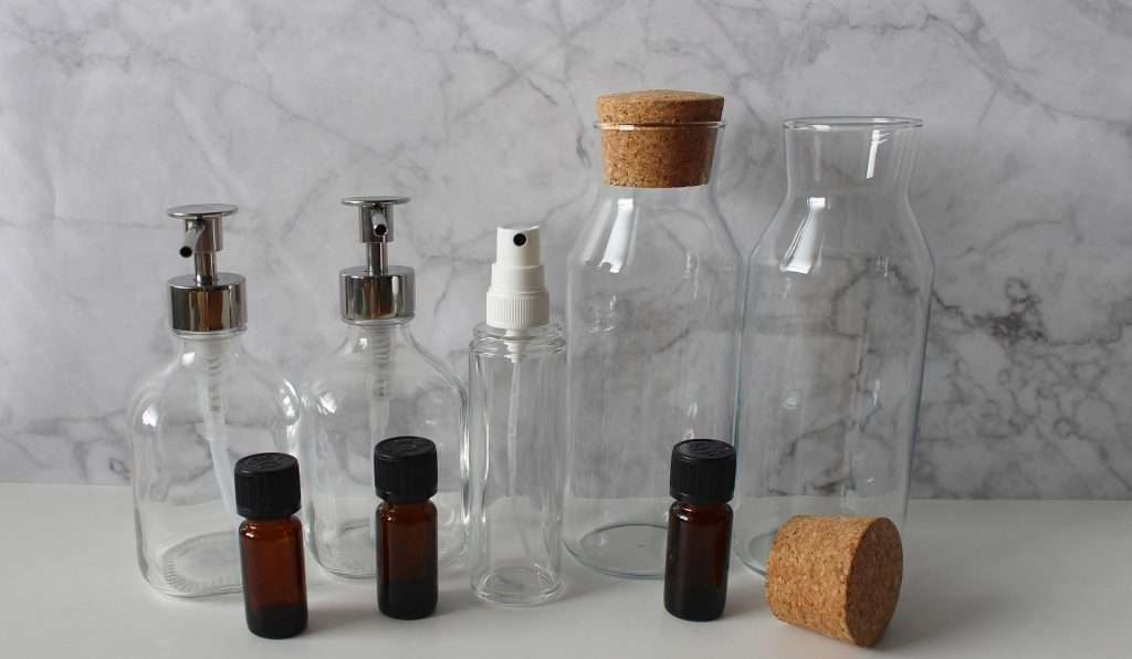 bottles for essential oils