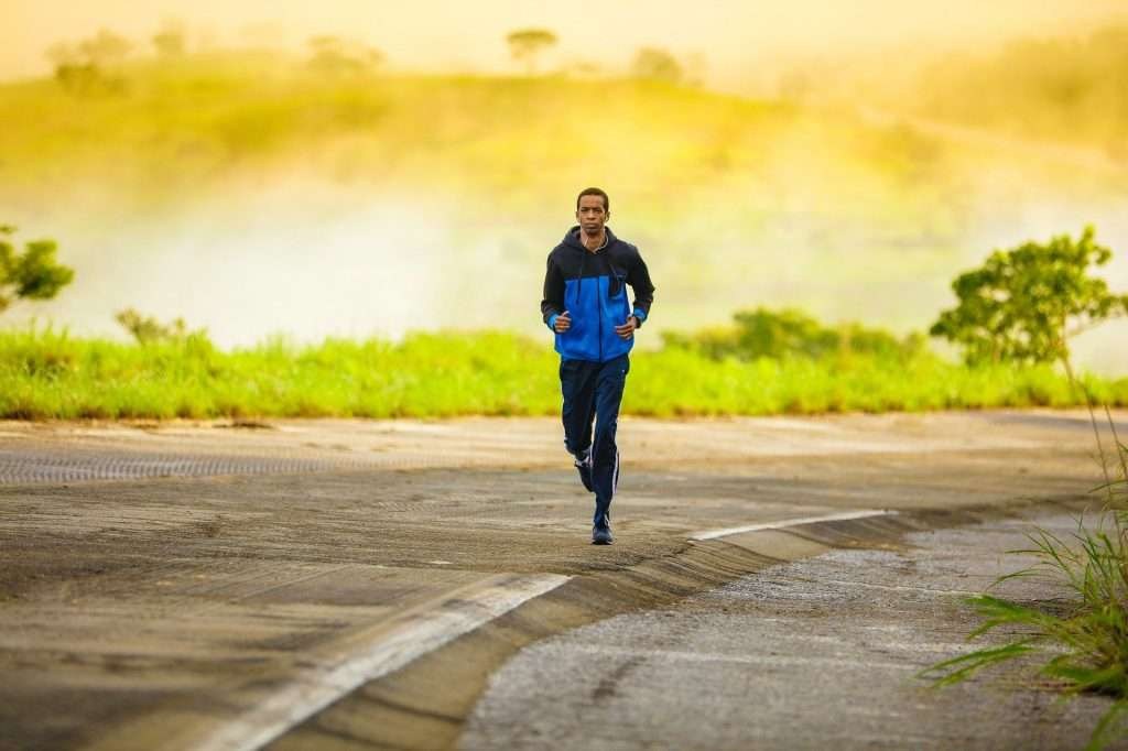 solo running