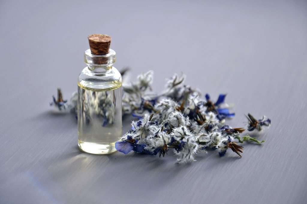 essential oils for spring