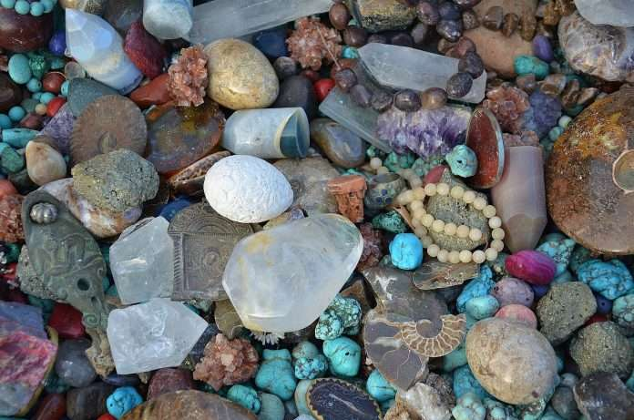 identify your crystals