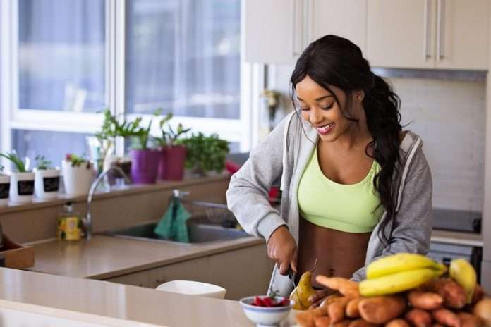Healthy eating for inflamation